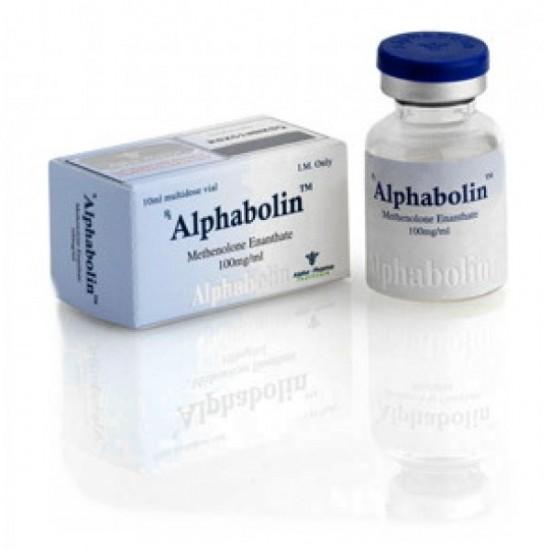 Alphabolin (vial)